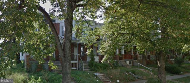 1602 N Ellamont Street, BALTIMORE, MD 21216 (#MDBA102430) :: Bob Lucido Team of Keller Williams Integrity
