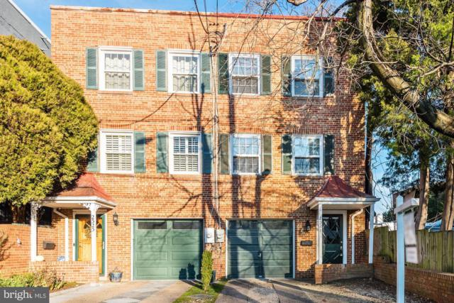 2321 37TH Street NW, WASHINGTON, DC 20007 (#DCDC102960) :: Bob Lucido Team of Keller Williams Integrity