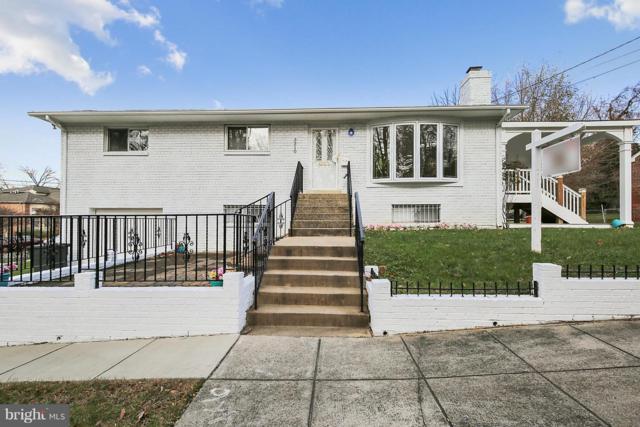 3310 N Street SE, WASHINGTON, DC 20019 (#DCDC102984) :: The Riffle Group of Keller Williams Select Realtors