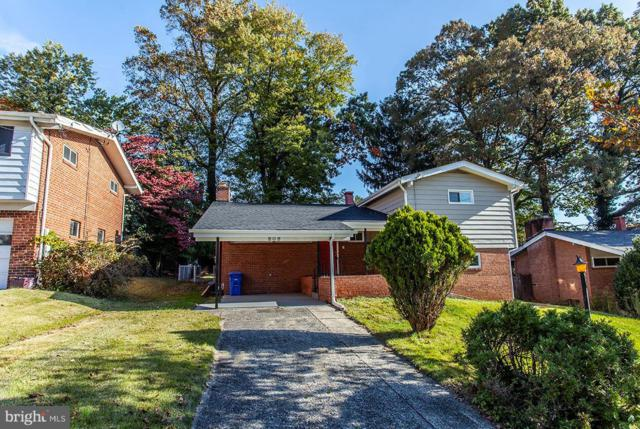 808 Hillsboro Drive, SILVER SPRING, MD 20902 (#MDMC103030) :: The Maryland Group of Long & Foster
