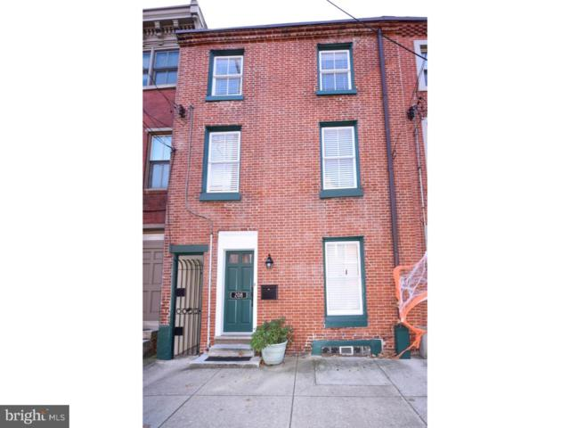 208 Queen Street, PHILADELPHIA, PA 19147 (#PAPH105064) :: City Block Team