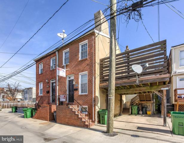 1129 Hall Alley, BALTIMORE, MD 21230 (#MDBA102502) :: Keller Williams Pat Hiban Real Estate Group