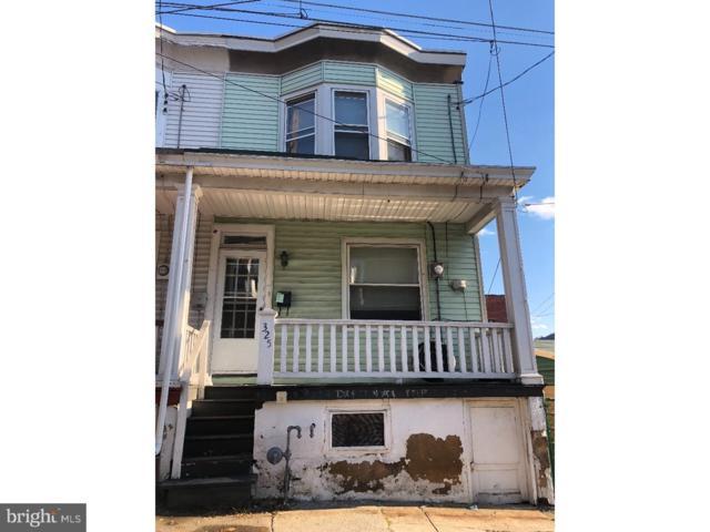 325 E Arch Street, POTTSVILLE, PA 17901 (#PASK102782) :: Ramus Realty Group