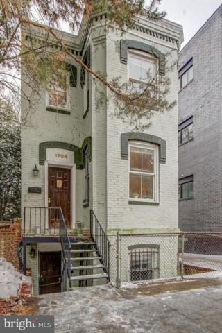 1704 V Street NW, WASHINGTON, DC 20009 (#DCDC103034) :: Keller Williams Pat Hiban Real Estate Group
