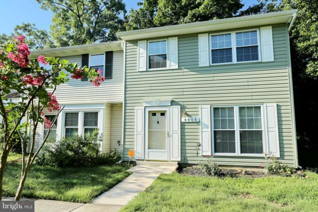 4404 Eagle Court, WALDORF, MD 20603 (#MDCH100584) :: CENTURY 21 Core Partners