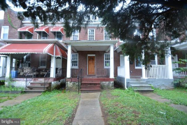 5608 Park Heights Avenue, BALTIMORE, MD 21215 (#MDBA102530) :: Keller Williams Preferred Properties