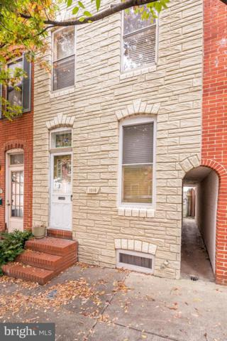 1018 S Bouldin Street, BALTIMORE, MD 21224 (#MDBA102538) :: Keller Williams Pat Hiban Real Estate Group