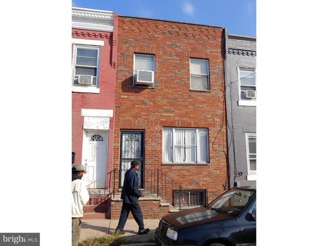 2439 W Harold Street, PHILADELPHIA, PA 19132 (#PAPH105206) :: The John Collins Team