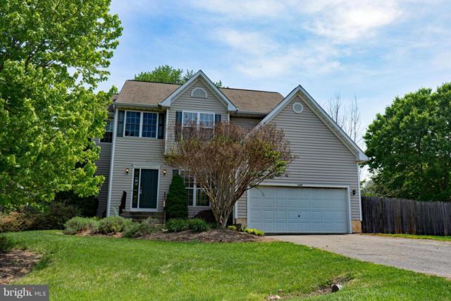 11419 Chancellor Park Drive, FREDERICKSBURG, VA 22407 (#VASP100478) :: Keller Williams Preferred Properties