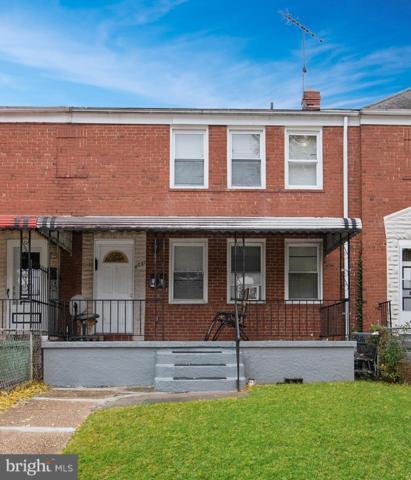 4037 Edgewood Road, BALTIMORE, MD 21215 (#MDBA102554) :: Colgan Real Estate