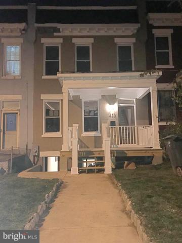 430 Manor Place NW, WASHINGTON, DC 20010 (#DCDC103098) :: Hill Crest Realty