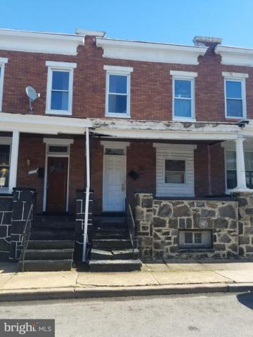 1231 N Decker Avenue, BALTIMORE, MD 21213 (#MDBA102574) :: The Gus Anthony Team