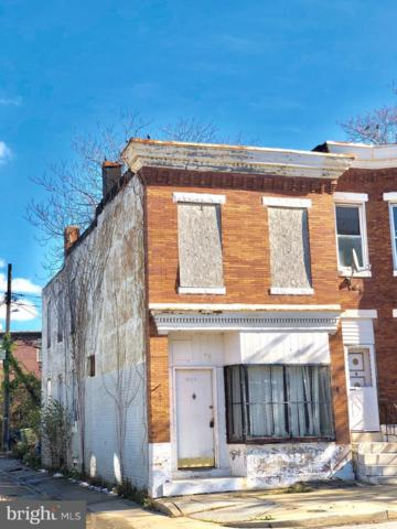 825 N Payson Street, BALTIMORE, MD 21217 (#MDBA102650) :: The Gus Anthony Team