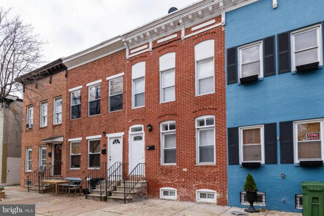 234 N Chester Street, BALTIMORE, MD 21231 (#MDBA102654) :: ExecuHome Realty