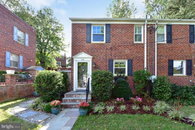 238 Burgess Avenue, ALEXANDRIA, VA 22305 (#VAAX100808) :: Tom & Cindy and Associates