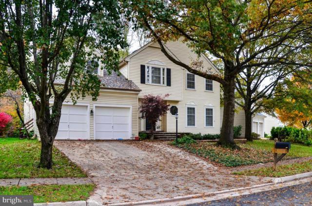 5209 Woodleaf Court, CENTREVILLE, VA 20120 (#VAFX132612) :: Jacobs & Co. Real Estate