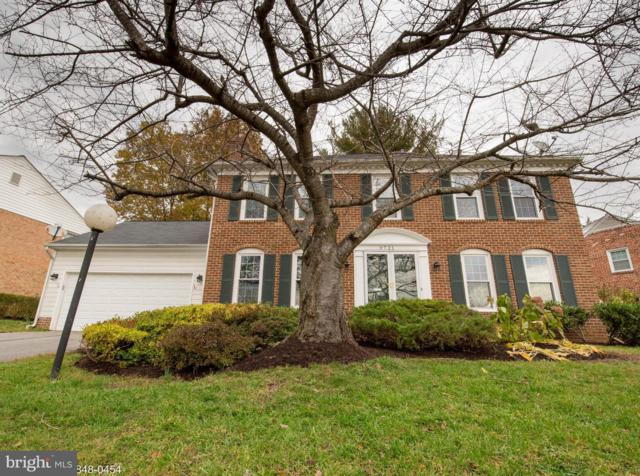 9721 Lookout Place, GAITHERSBURG, MD 20886 (#MDMC123352) :: Bob Lucido Team of Keller Williams Integrity