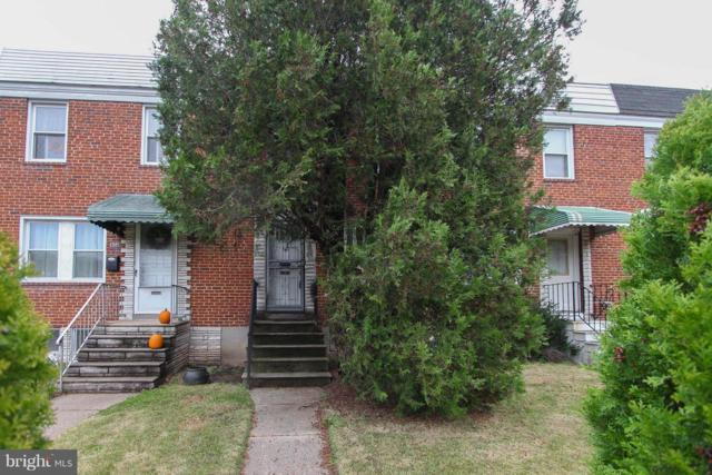 4020 Ardley Avenue, BALTIMORE, MD 21213 (#MDBA116150) :: Hill Crest Realty