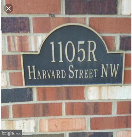 1105 Harvard Street NW R, WASHINGTON, DC 20009 (#DCDC125190) :: Eng Garcia Grant & Co.