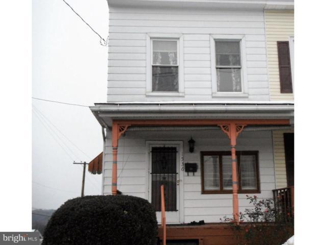 1536 Mount Hope Avenue, POTTSVILLE, PA 17901 (#PASK107100) :: Ramus Realty Group