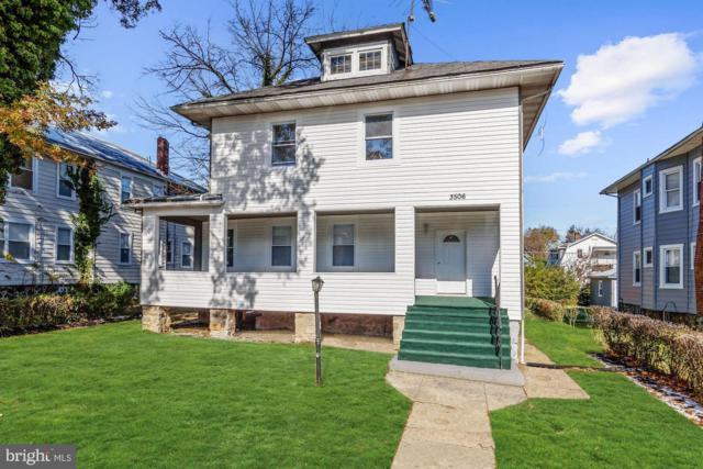 3506 Springdale Avenue, BALTIMORE, MD 21216 (#MDBA125890) :: The Gus Anthony Team