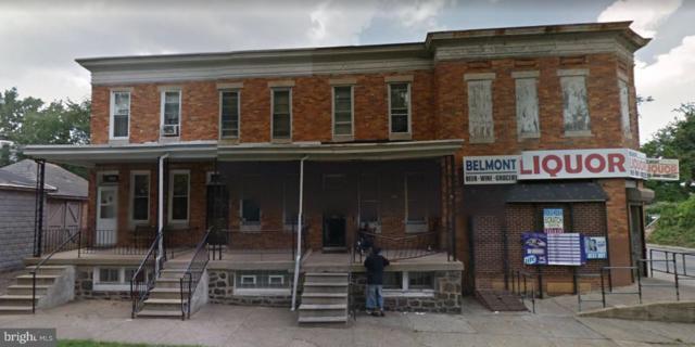 2910 Belmont Avenue, BALTIMORE, MD 21216 (#MDBA132942) :: Bob Lucido Team of Keller Williams Integrity
