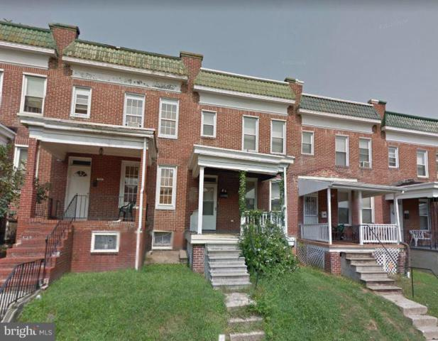 756 N Edgewood Street, BALTIMORE, MD 21229 (#MDBA133324) :: RE/MAX Plus