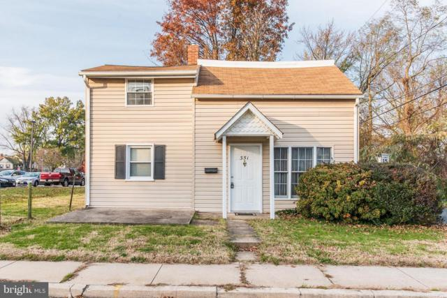 351 Lewis Street, HAVRE DE GRACE, MD 21078 (#MDHR112350) :: The Putnam Group