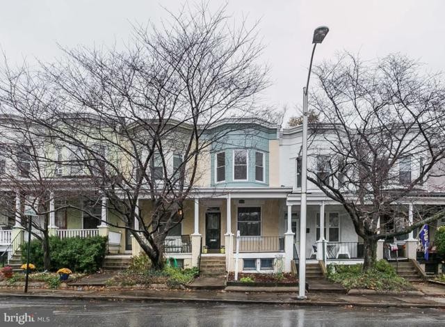 608 W 33RD Street, BALTIMORE, MD 21211 (#MDBA136142) :: Blue Key Real Estate Sales Team