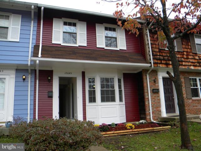17643 Larchmont Terrace, GAITHERSBURG, MD 20877 (#MDMC156624) :: Tessier Real Estate