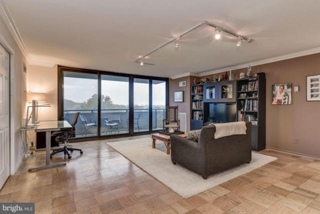 4620 N Park Avenue 905W, CHEVY CHASE, MD 20815 (#MDMC164732) :: SURE Sales Group