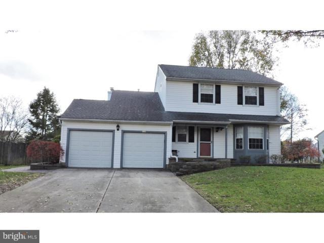 111 Stonebrook Drive, LUMBERTON, NJ 08048 (MLS #NJBL131028) :: The Dekanski Home Selling Team