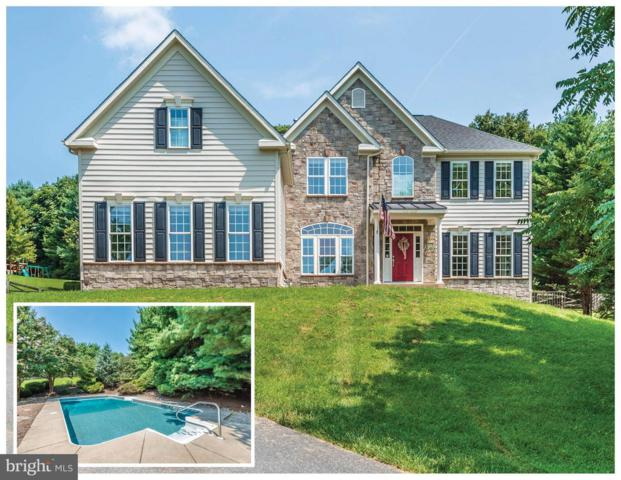 12122 Merricks Court, MONROVIA, MD 21770 (#MDFR116756) :: Jim Bass Group of Real Estate Teams, LLC