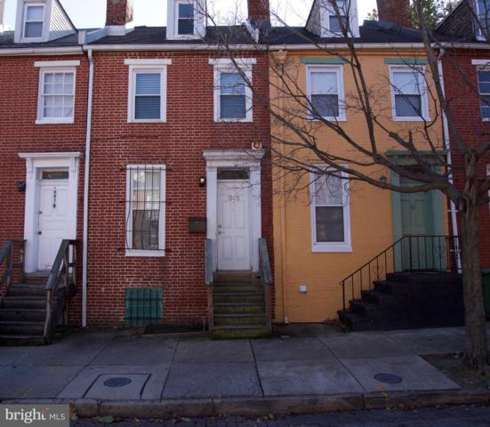 1005 Hollins Street, BALTIMORE, MD 21223 (#MDBA143786) :: ExecuHome Realty