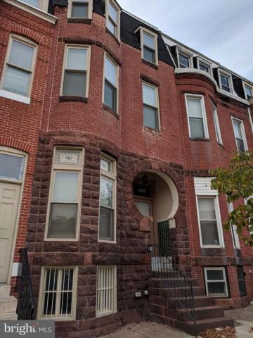 1242 N Broadway, BALTIMORE, MD 21213 (#MDBA143794) :: Labrador Real Estate Team