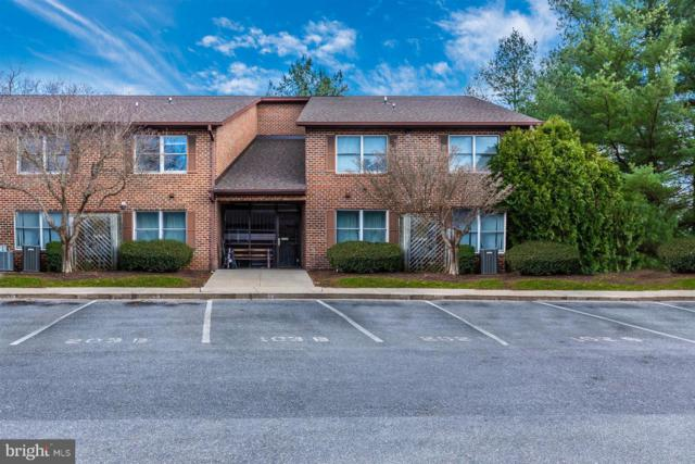 11920 Liberty 203B, LIBERTYTOWN, MD 21762 (#MDFR116818) :: The Sebeck Team of RE/MAX Preferred