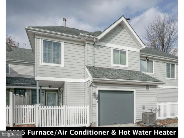 1203 Chanticleer, CHERRY HILL, NJ 08003 (MLS #NJCD135434) :: The Dekanski Home Selling Team