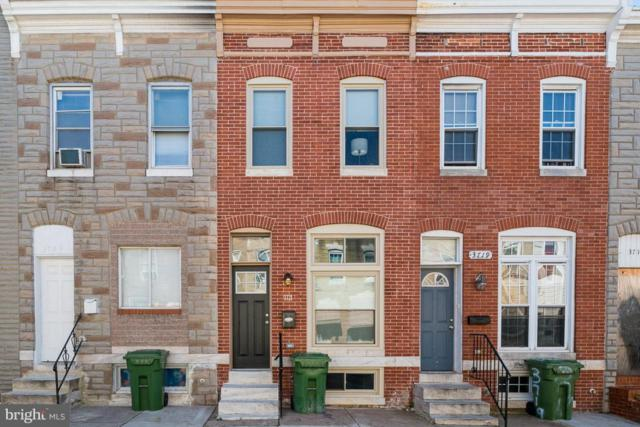 3721 Mount Pleasant Avenue, BALTIMORE, MD 21224 (#MDBA151052) :: ExecuHome Realty