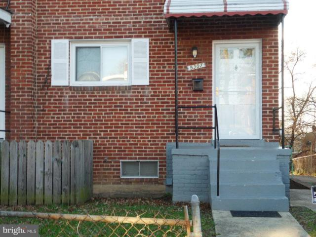 5307 Deal Drive, OXON HILL, MD 20745 (#MDPG181538) :: The Gus Anthony Team