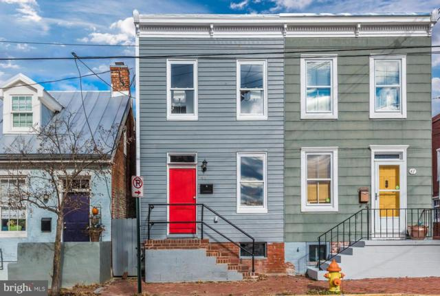 45 E 5TH Street, FREDERICK, MD 21701 (#MDFR130676) :: The Riffle Group of Keller Williams Select Realtors