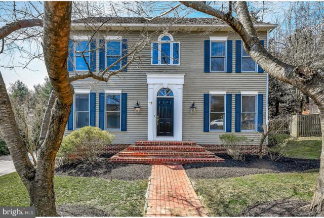 17 Stony Meadow Court, LUTHERVILLE TIMONIUM, MD 21093 (#MDBC176578) :: The MD Home Team
