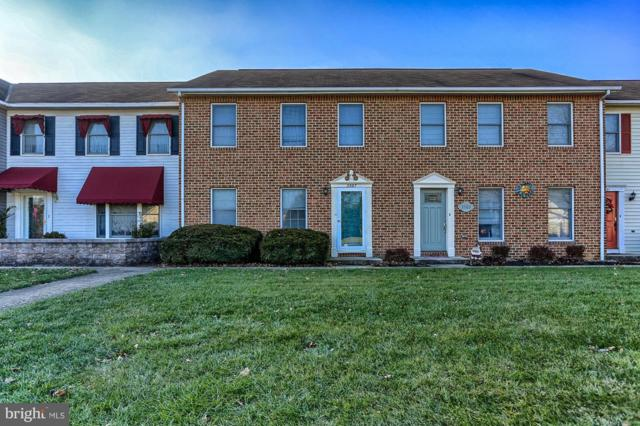 3587 Carnoustie Drive, CHAMBERSBURG, PA 17202 (#PAFL114902) :: Benchmark Real Estate Team of KW Keystone Realty