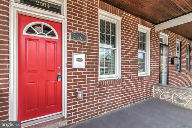 2304 N Longwood Street, BALTIMORE, MD 21216 (#MDBA175984) :: ExecuHome Realty