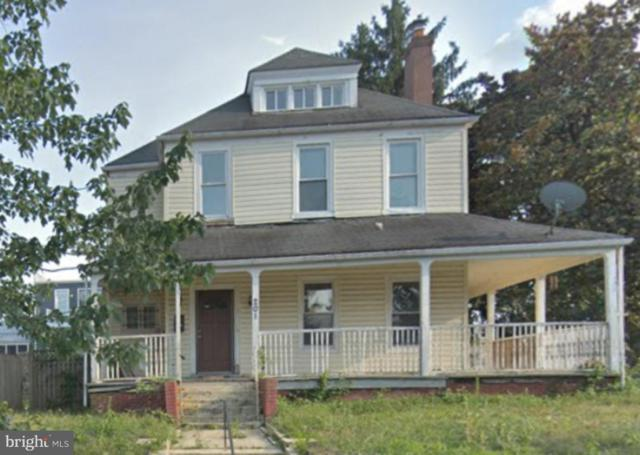 201 S Street NE, WASHINGTON, DC 20002 (#DCDC177600) :: The Sebeck Team of RE/MAX Preferred