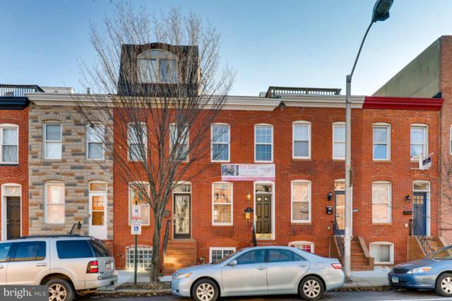 507 E Fort Avenue, BALTIMORE, MD 21230 (#MDBA182838) :: The Miller Team