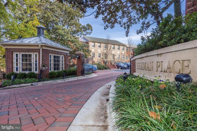 1624 Beekman Place NW E, WASHINGTON, DC 20009 (#DCDC178656) :: Bob Lucido Team of Keller Williams Integrity