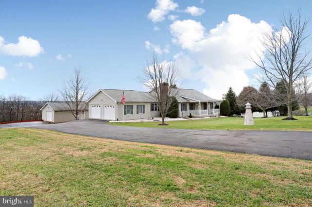 164 Pinnacle Drive, BUNKER HILL, WV 25413 (#WVBE114724) :: Bob Lucido Team of Keller Williams Integrity