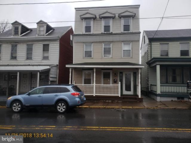 107 Market Street, PORT CARBON, PA 17965 (#PASK113492) :: The Heather Neidlinger Team With Berkshire Hathaway HomeServices Homesale Realty