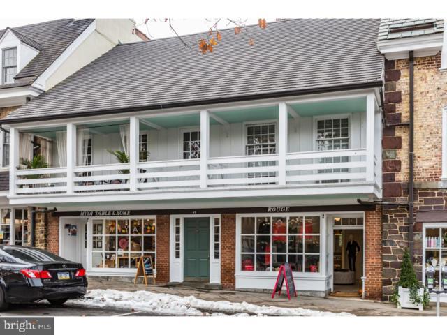 43 Palmer Sq W B, PRINCETON, NJ 08542 (MLS #NJME146568) :: The Dekanski Home Selling Team