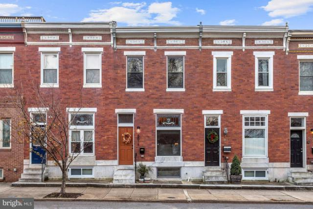 3015 Eastern Avenue, BALTIMORE, MD 21224 (#MDBA192338) :: The Dailey Group